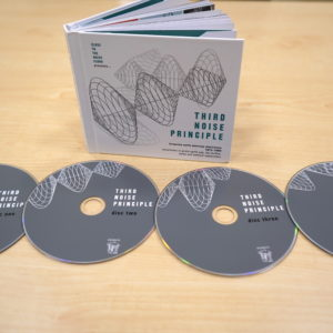 Third Noise Principle – 4 CD North American Formative Electronica 1975-1984